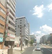 広島スタジオの外観